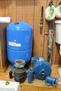 Captial Supply of Columbia SC Hardware Store Plumbing---Pumps